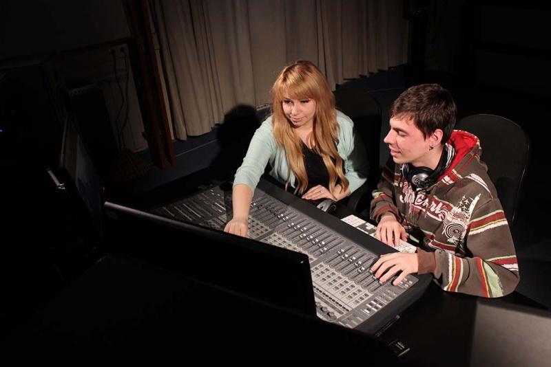 Audio 5.1 režija - Ana i Dragomir