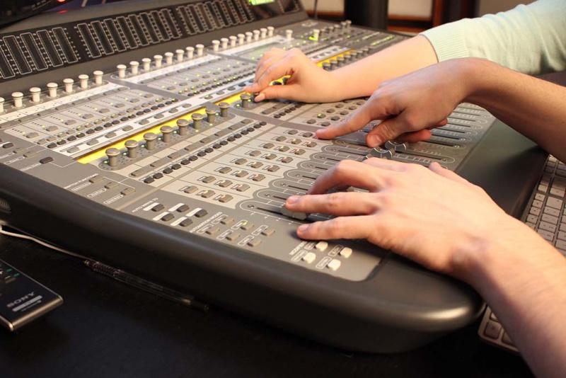 Audio 5.1 režija