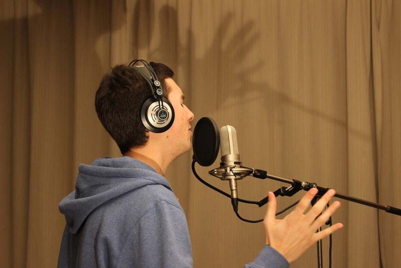 Audio studio - Aca